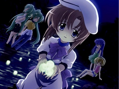 New Higurashi no Naku Koro ni Hō Visual Novel's Opening Streamed